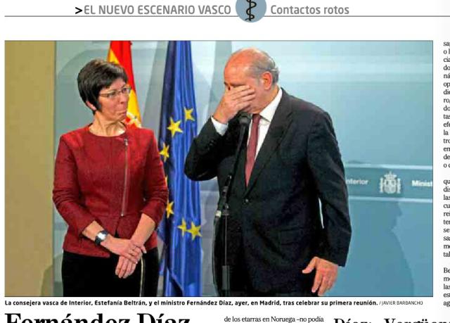 «Cuando alguien se tapa la cara» en #másqueunafoto