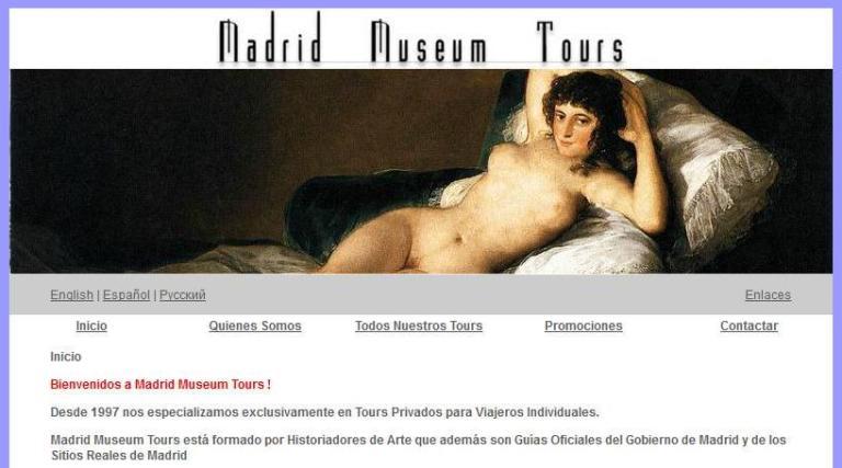 Una forma diferente de visitar el Museo del Prado