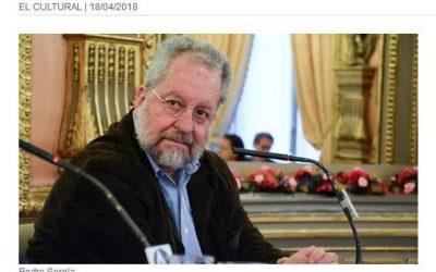 El periodismo según Pedro Sorela (DEP)