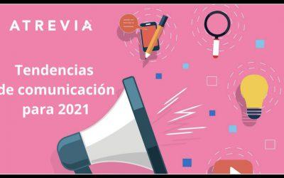 Comunicación para el 2021