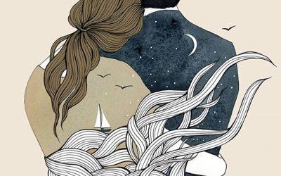 Abrazos en forma de poesía
